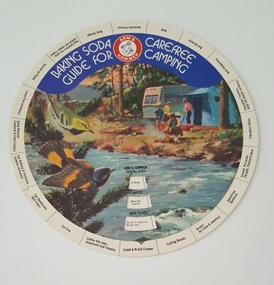 Arm & Hammer Baking Soda Guide for Carefree Camping – Vintage Wheel