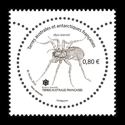 TAAF 2018 - Insects - MNH