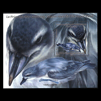 """TAAF 2018 - Birds """"Salvin's Prion"""" - MNH"""