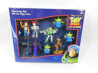 Toy Story Beyond Disney Store Exclusive 8 Figurine Set Brand New