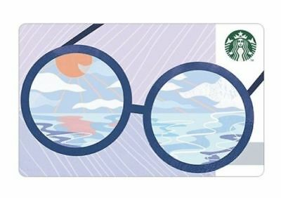 Starbucks Korea 2018 Summer Card