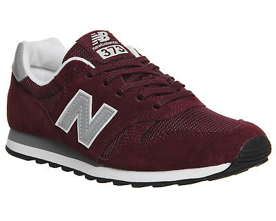 f54f1f53d9d3 MENS NEW BALANCE 373 Burgundy Silver Trainers Shoes - EUR 65,97 ...