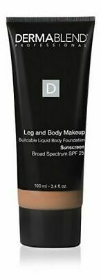 Dermablend Leg and Body Makeup Body Foundation SPF 25 DROP DOWN MENU SAVE $$