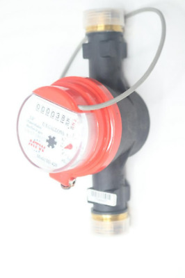 """Mtw - Mj-420 Hot Water Meter Pulse- Gallon 20Gpm 3/4"""" Threaded Connection"""