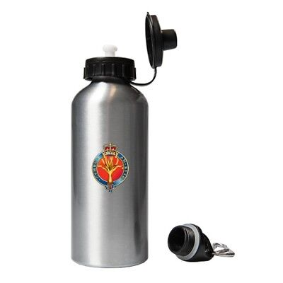 Welsh Guards - Aluminium cold drinks water bottle