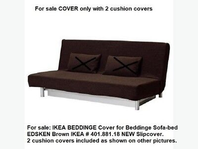 Ikea Cover For Beddinge Sofabed Sofa Bed W Cushion Covers Edsken