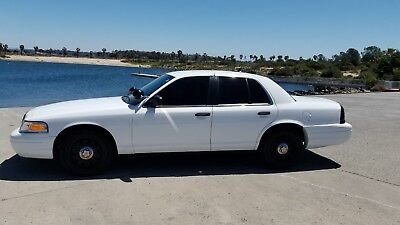 2009 Ford Crown Victoria  2009 Ford Police Interceptor Crown Victoria P71 Loaded