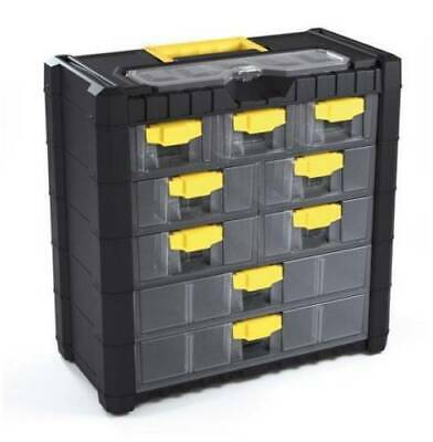 Tool Box Hobby Small parts storage organizer cabinet tool box with drawers N501