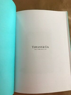 Tiffany & Co -THIS IS A TIFFANY RING 2017 Hard Cover Book New -& BAG