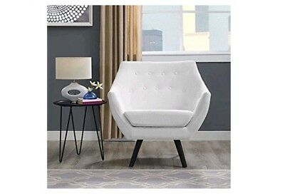 Modway Furniture Allegory Armchair in White - EEI-2549-WHI (missing legs)