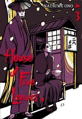 House of Five Leaves 3, Paperback by Ono, Natsume