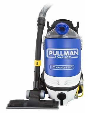 Pullman Advance Commander PV900 Backpack Vacuum Cleaner with 5 Bags + Filter