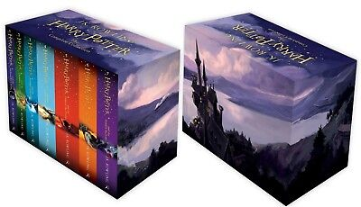 Harry Potter Box Set: The Complete Collection Children's by J. K. Rowling