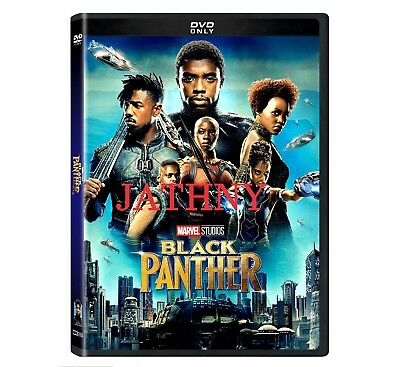 "Black Panther (DVD 2018) New Sealed Free Expedited ""PRE-ORDER"" Ships 5/15"
