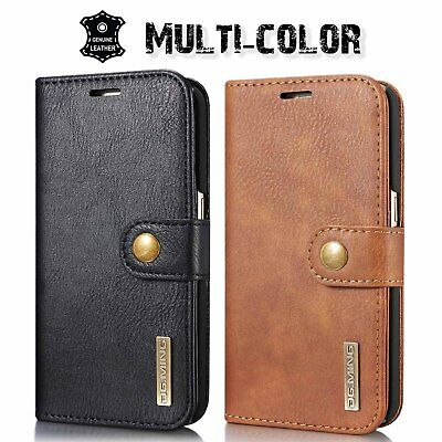 360° Full Body Protective Flip Leather RFID Wallet Case Samsung S9/S8/S7/Note 8