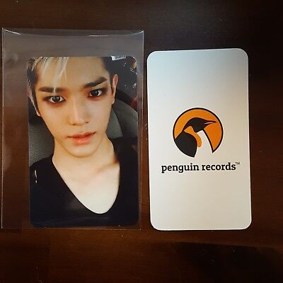 NCT 127 - NCT #127 1st MINI ALBUM TAEYONG PHOTO CARD