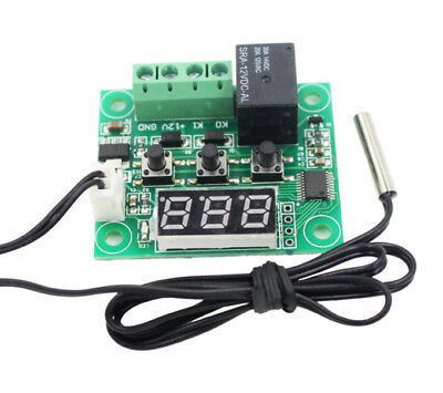 W1209 Thermostat Thermometer -50-110°C 12V Digital Temperature Control Switch.M#