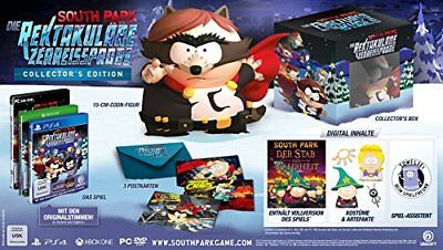 GUT/UNVOLLSTÄNDIG: South Park: The Fractured but Whole Collectors Edition PC