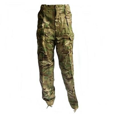 Genuine British Army Trousers MTP Camo MultiCam Surplus Soldier 95 Cadets PCS UK