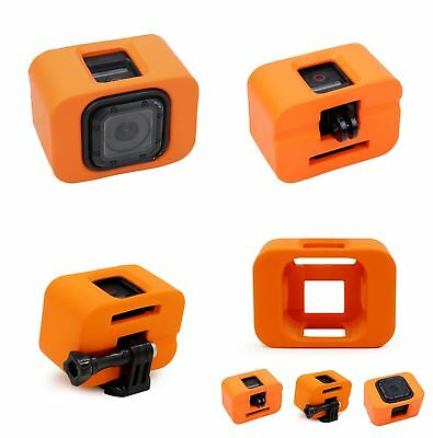 Anti-Loss Water Floaty Float Protective Case Cover For GoPro Hero 4 5 Session.