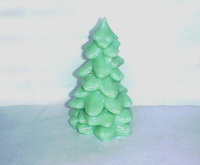 "8"" Jadeite Christmas Tree ~ Made in USA by Mosser !"