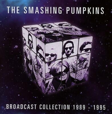 The Smashing Pumpkins ‎– Live Broadcast Collection 1989-1995 5Cd Set (New)