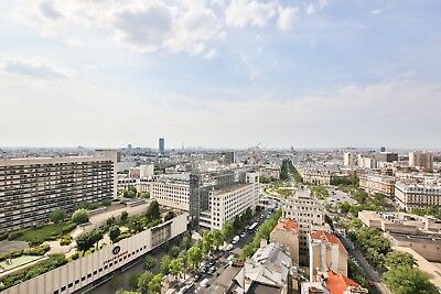 PARTICULIER VEND APPARTEMENT DE 104m2 À PARIS PLACE D'ITALIE
