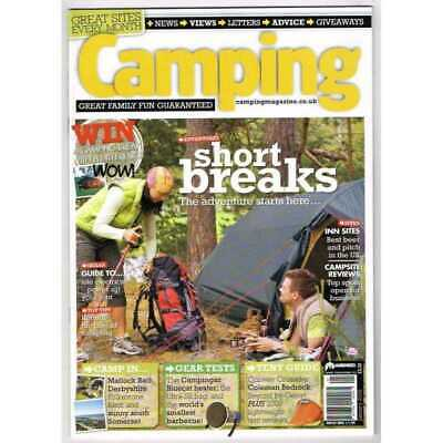 Camping Magazine January 2009 MBox3215/D Short Breaks The adventure starts here.