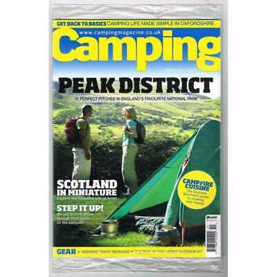 Camping Magazine October 2014 MBox3215/D Scotland in miniature - Step it up!