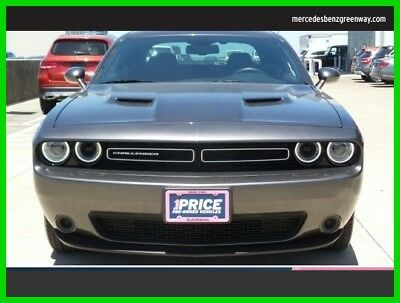Dodge Challenger SXT 2015 SXT Used 3.6L V6 24V Automatic Rear Wheel Drive Coupe