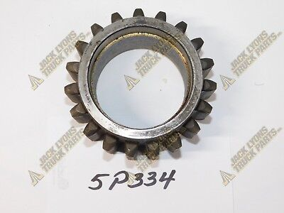 5P334 New Parker Chelsea PTO GEAR 5-P-334  OBSOLETE, New Old Stock