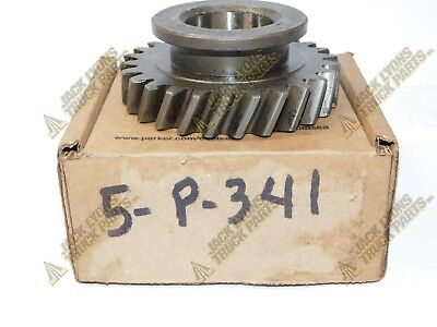 5P341 New Parker Chelsea PTO GEAR 5-P-341  OBSOLETE, New Old Stock