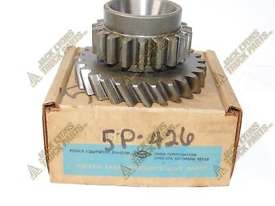 5P426 New Parker Chelsea PTO GEAR 5-P-426  OBSOLETE, New Old Stock