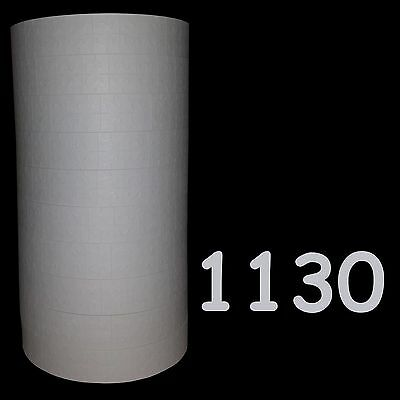 Monarch 1130 price gun white labels 10 rolls quality security labels