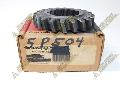 5P504 New Parker Chelsea PTO GEAR 5-P-504  OBSOLETE, New Old Stock