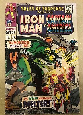 Tales Of Suspense #89 May 1967