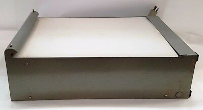 S&s X-Ray Products, X-Ray Film Illuminator, 450T, H4, Volts 118, Hz 60, 1Ph