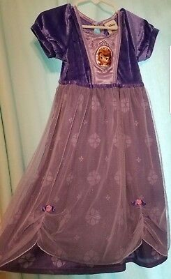 Disney Princess Sofia the First Nightgown Dress  Size 3T