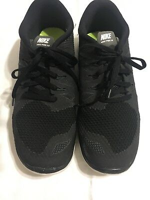 f9d31f9a81a YOUTH Fit Chaussures GS Flywire Nike BOYS 0 6 5 Noir Free Running Snug  wvOqZ6TvE