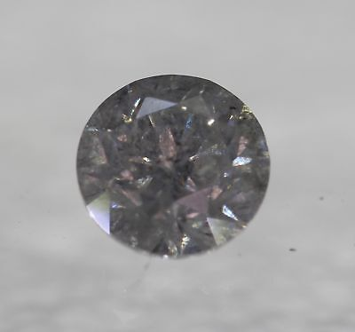 Certified 0.70 Ct G Color Round Brilliant Enhanced Natural Loose Diamond 5.54mm