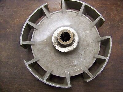 good used chrysler force TEST PROPELLER T2954   50 HP.
