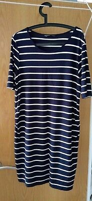 Maternity dress size 18 Blooming marvelous from Mothercare