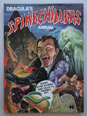 Dracula's Spinechillers Comic Annual 1982 VFN- (phil-comics)