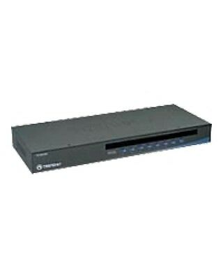 TRENDnet TK 803R KVM-Switch PS/2 8 x KVM port(s) - 1 lokaler Benutzer - an Rack