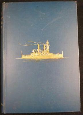 1897 Nautical Book INTEREST OF AMERICA IN SEA POWER PRESENT & FUTURE : CPT MAHAN