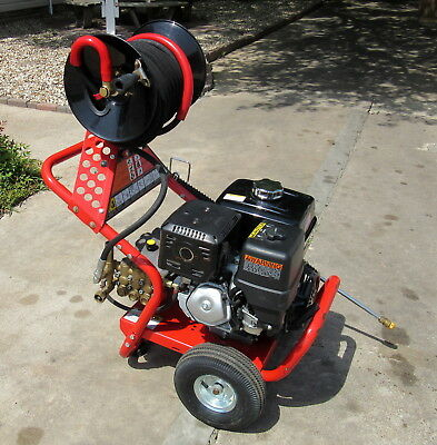 USED Hotsy DB-383539 Gas Engine Cold Water Pressure Washer 1.107-034.0