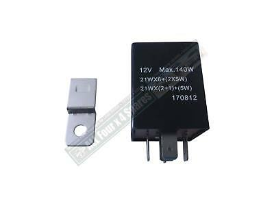 Flasher Blinker Indicator Relay 5 Pin Land Rover Discovery 1 1991-1994 PRC8878