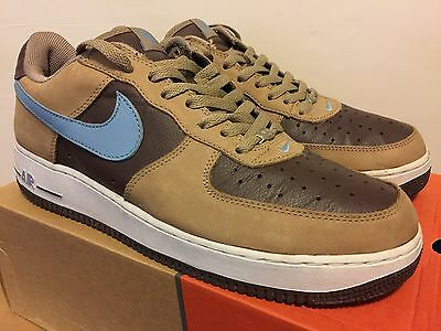 moins cher c95fa 2a097 NIKE AIR FORCE 1 JD Sports BBQ 2003 Sz 12 PRE OWNED EXCELLENT VVNDS