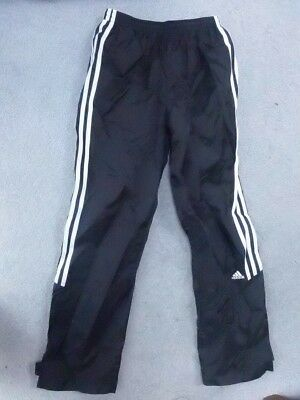 Boys Adidas Nylon Athletic Pants - Size Large 14-16 - New/never Worn - Free Ship