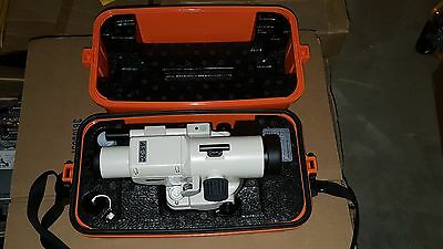Nikon AS-2C 34x Automatic Builders Level Transit Auto Level 360 Degrees Circle